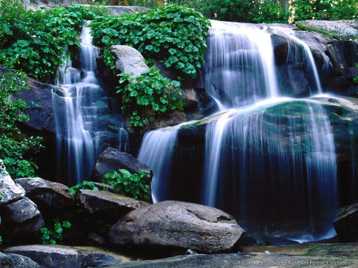 Top Ten WaterfallsFamous Waterfll WallpapersWaterfalls 1152x864