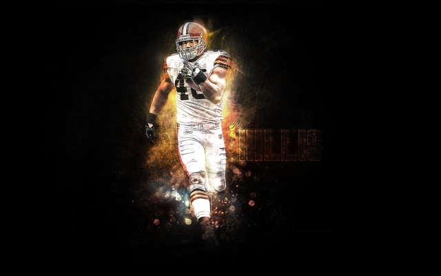 American nfl player peyton hillis hd wallpaper 640x400