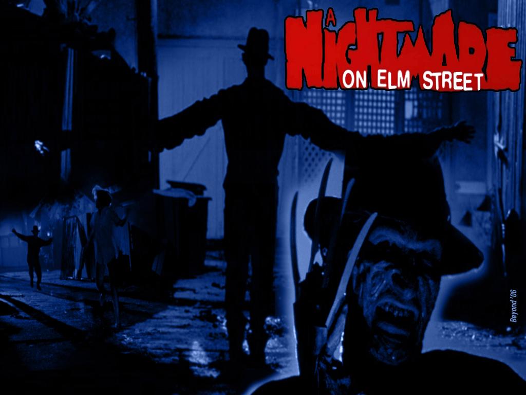 80s Horror Nightmare on Elm Street 1024x768
