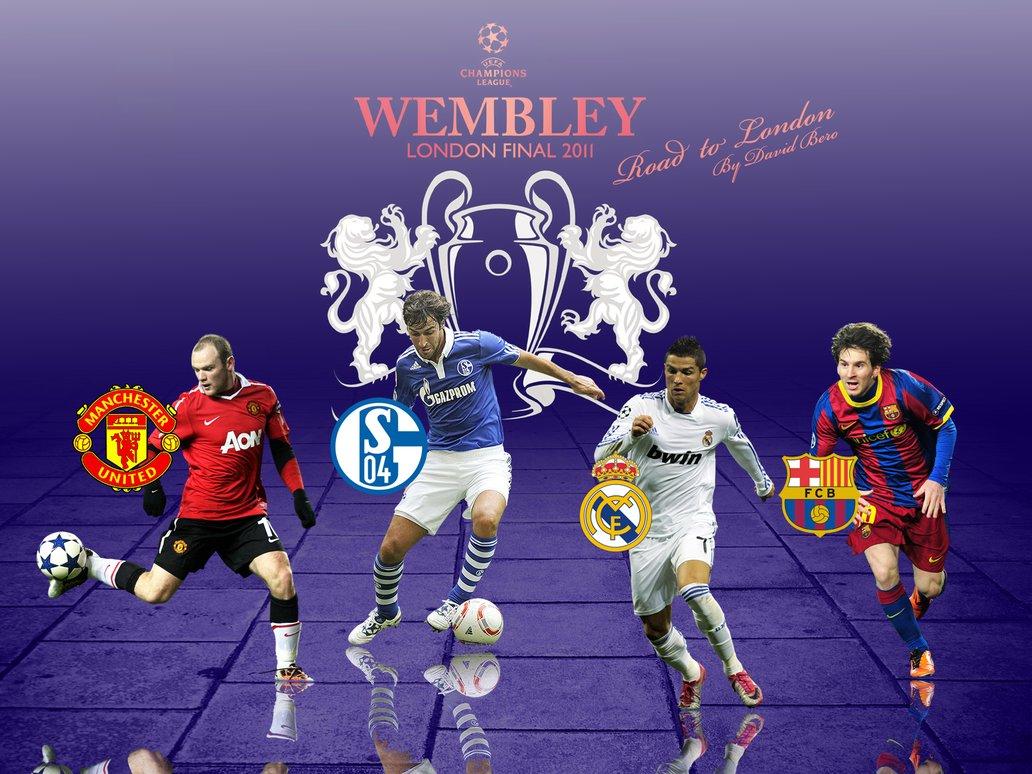 Champions League Wallpaper by DavidBero 1032x774