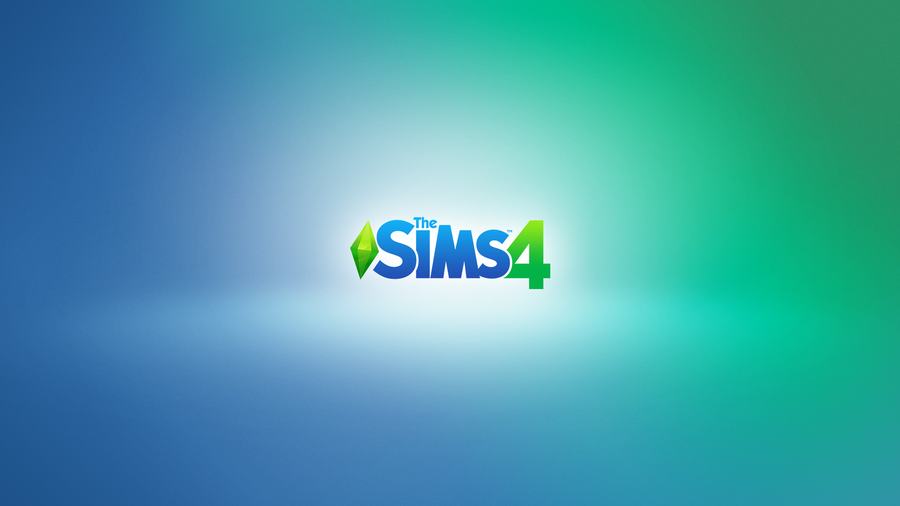 Free Download Sims 4 Cas Inspired Wallpaper Logo By