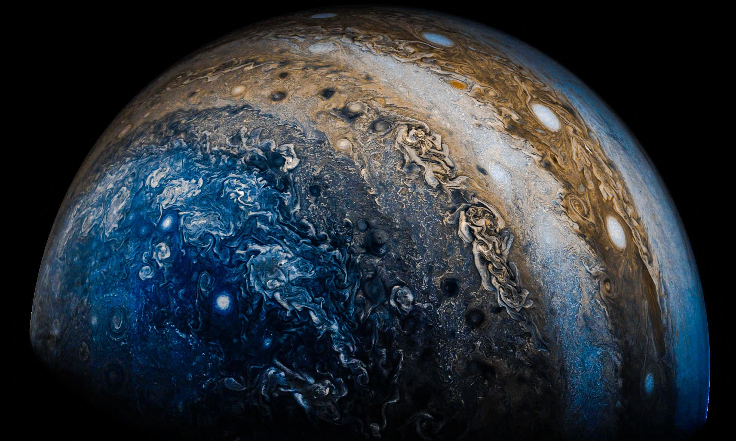 Jupiter wallpapers 2464x1478