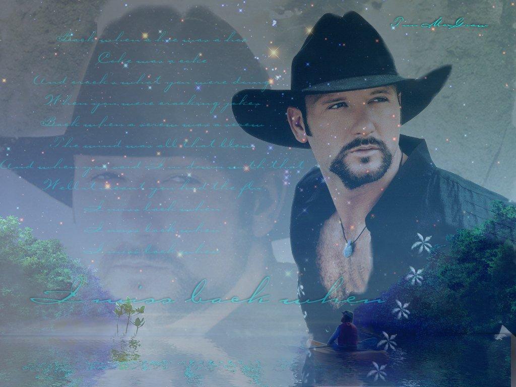 desktop wallpaper Tim McGraw 1024x768