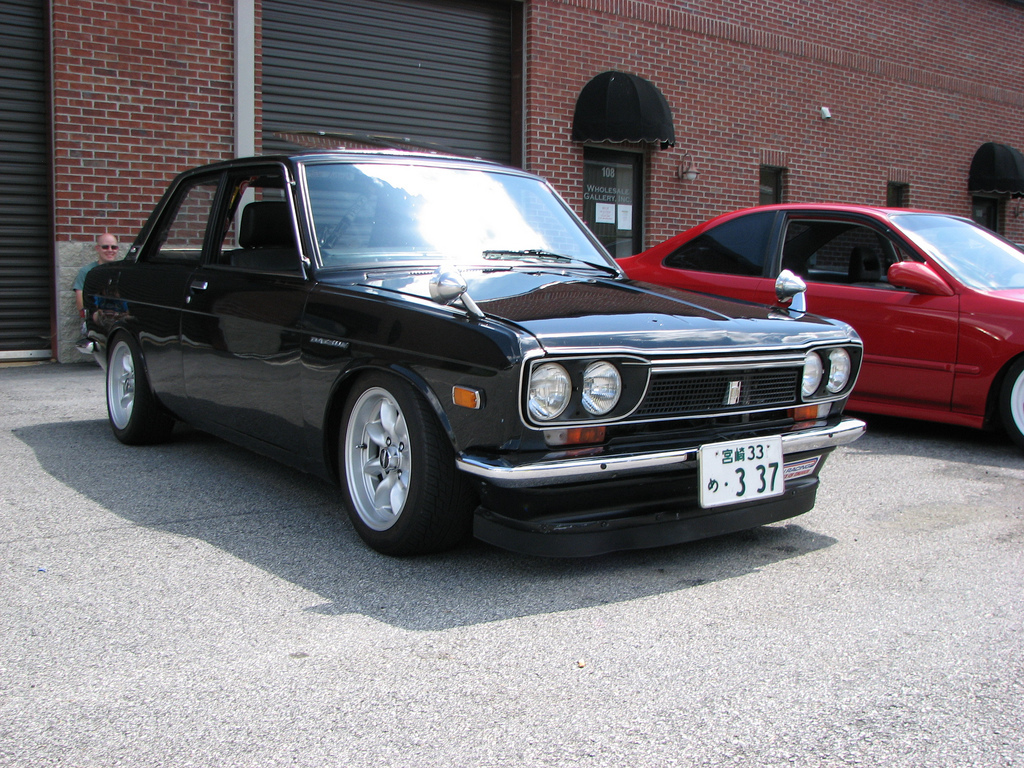 Datsun 510 wallpaper 57120 1024x768