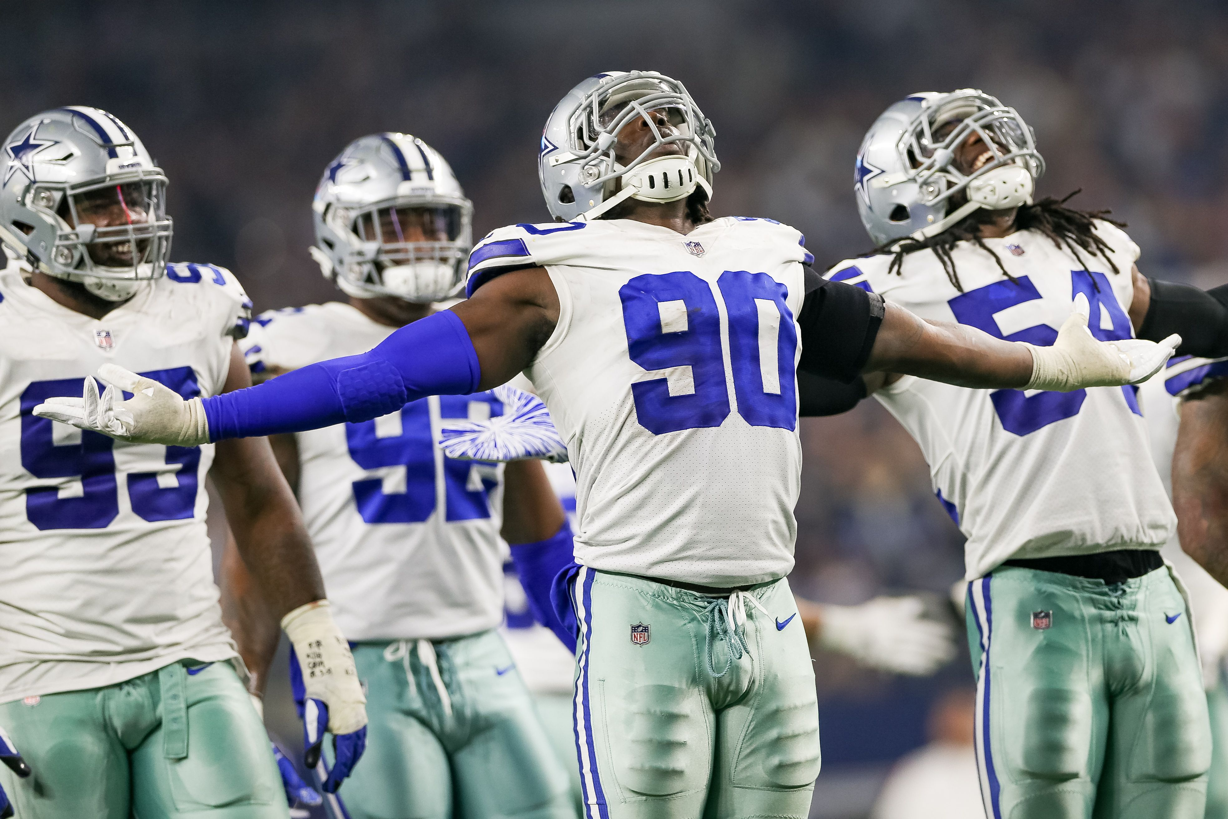 DeMarcus Lawrence sounds ready for MMA fight vs Saints 3934x2623