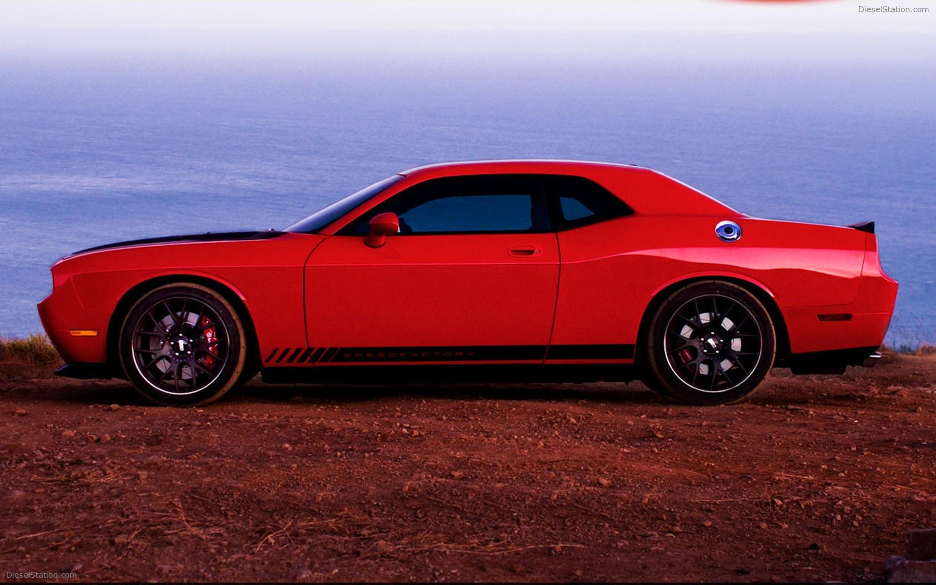 Speedfactory Dodge Challenger Widescreen Exotic Car Picture 07 of 22 1920x1200