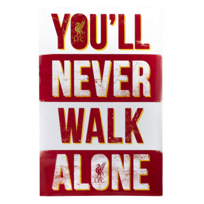 LFC YNWA Poster Liverpool FC Official Store 400x400