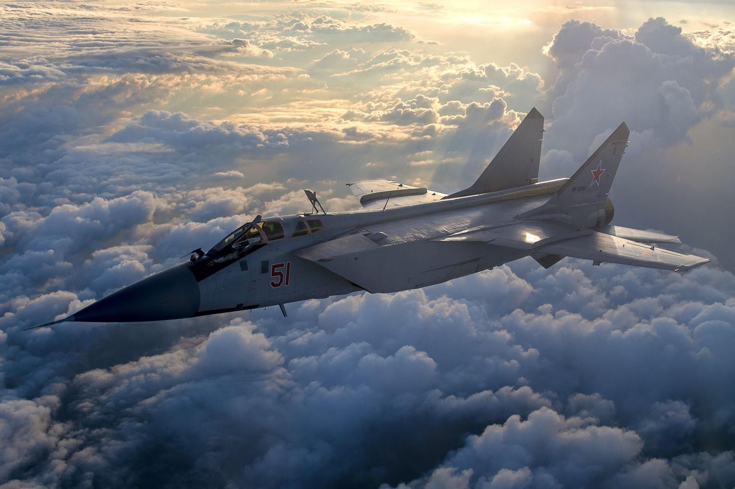 MiG 31 Foxhound MilitaryImagesNet 1499x999