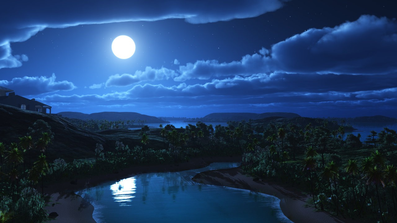 Beautiful Night Sky Wallpaper wallpaper wallpaper hd background 1280x720