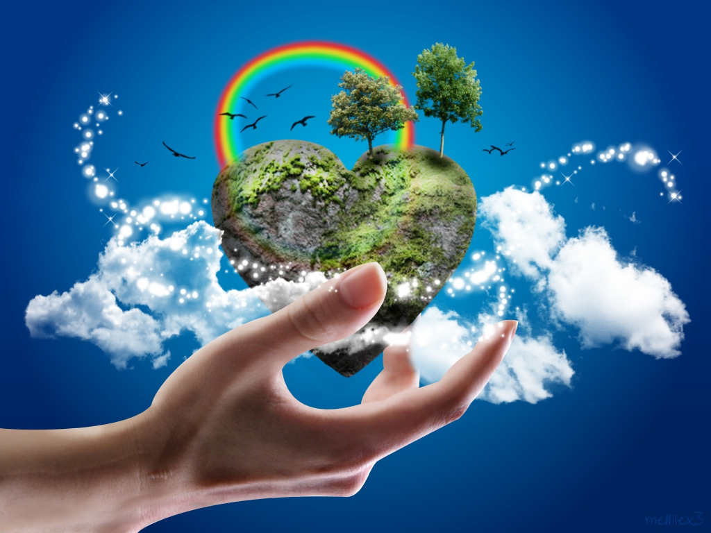 download Save The Earth 2012 Wallpaper by melliiex3 [1024x768 1024x768