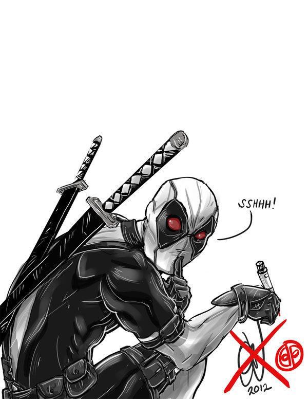 Deadpool Uncanny X Force 600x776