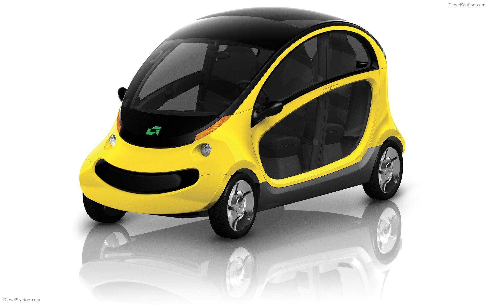 GEM introduces Peapod Electric Vehicle Widescreen Exotic Car 1920x1200