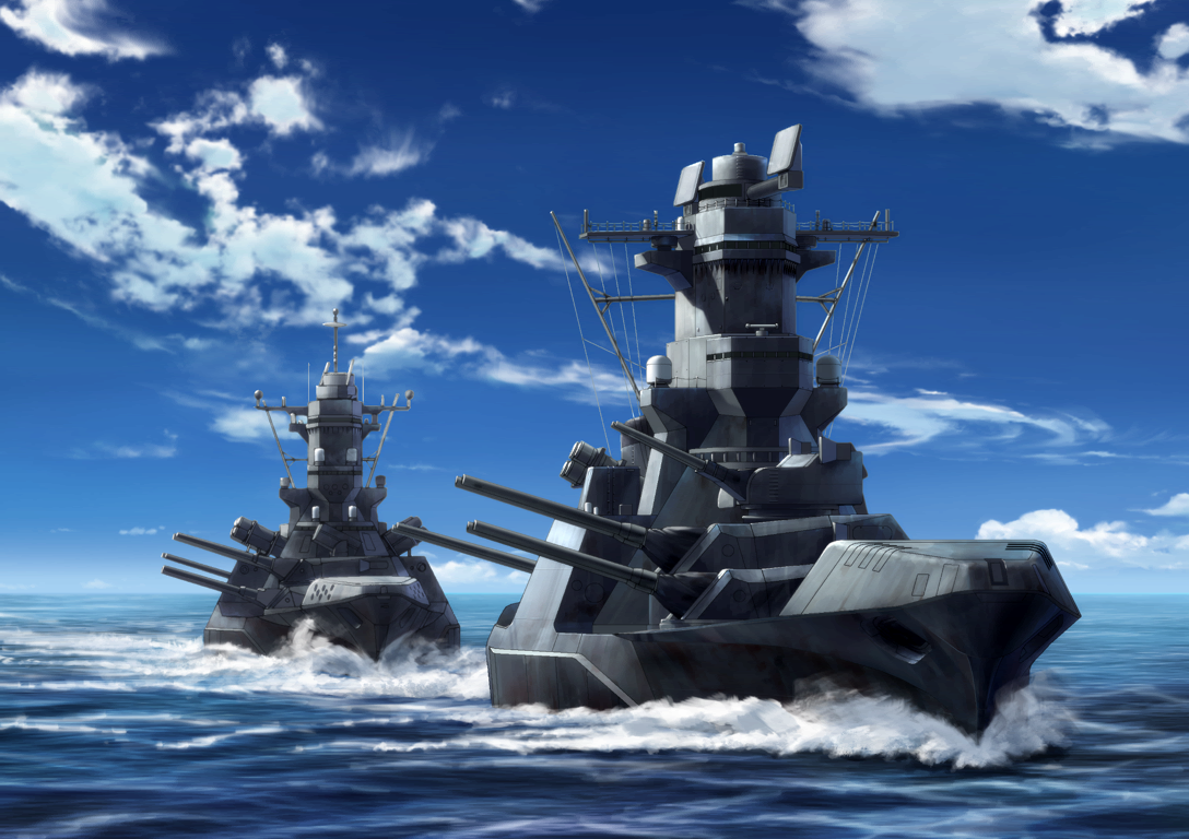 Naval Ships   Muv Luv Wiki 1088x768