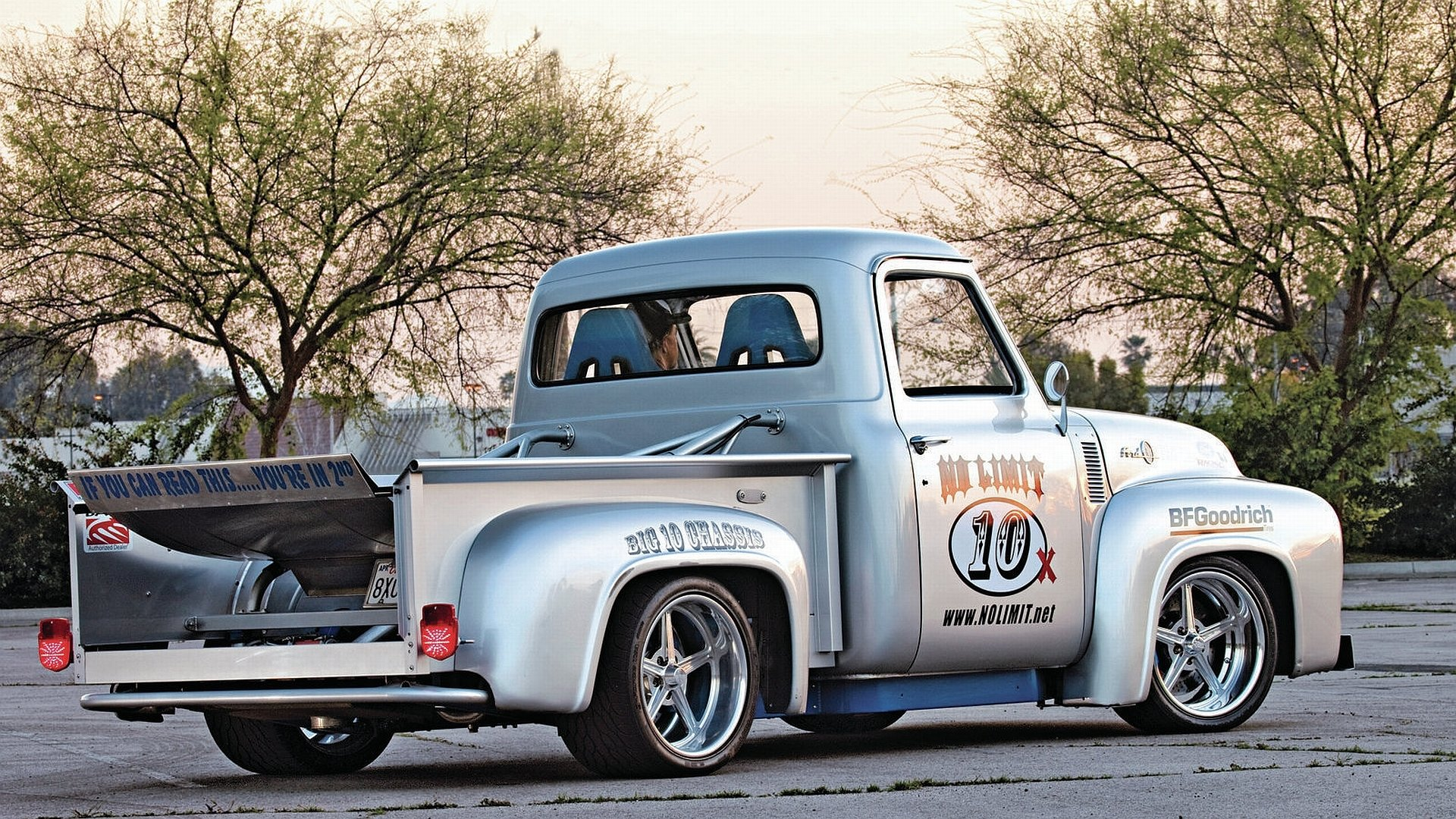 Ford F 100 Wallpapers and Background Images   stmednet 1920x1080