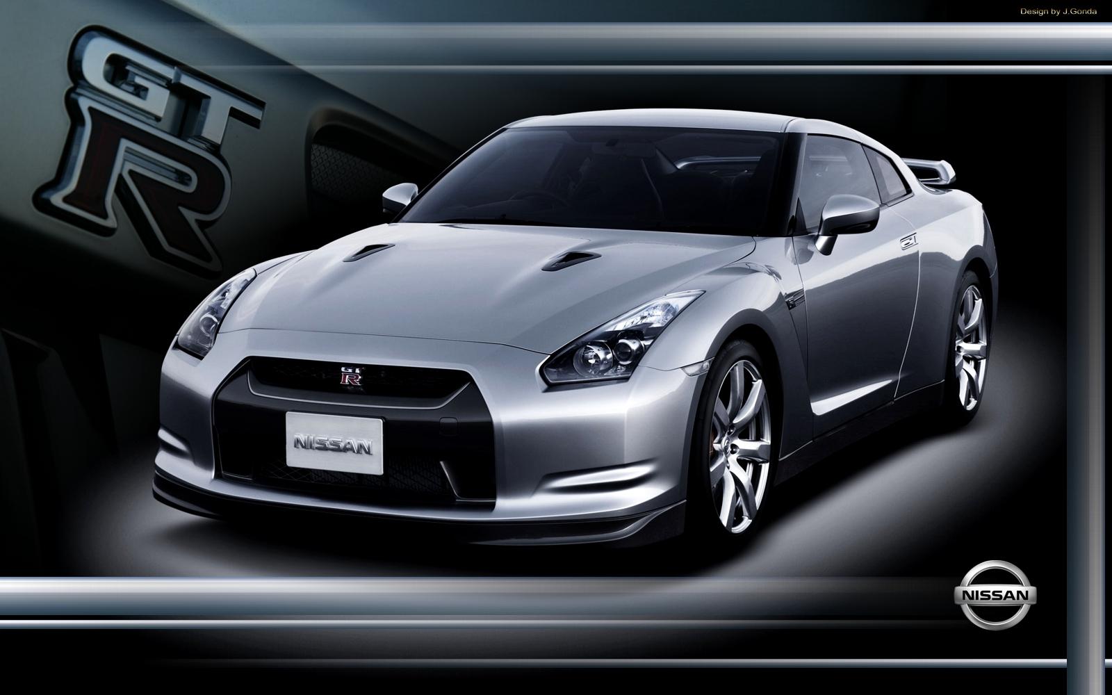 Nissan GTR Desktop Wallpaper