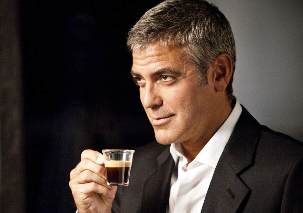 George Clooney effect sees coffee pods added to national shopping 968x681