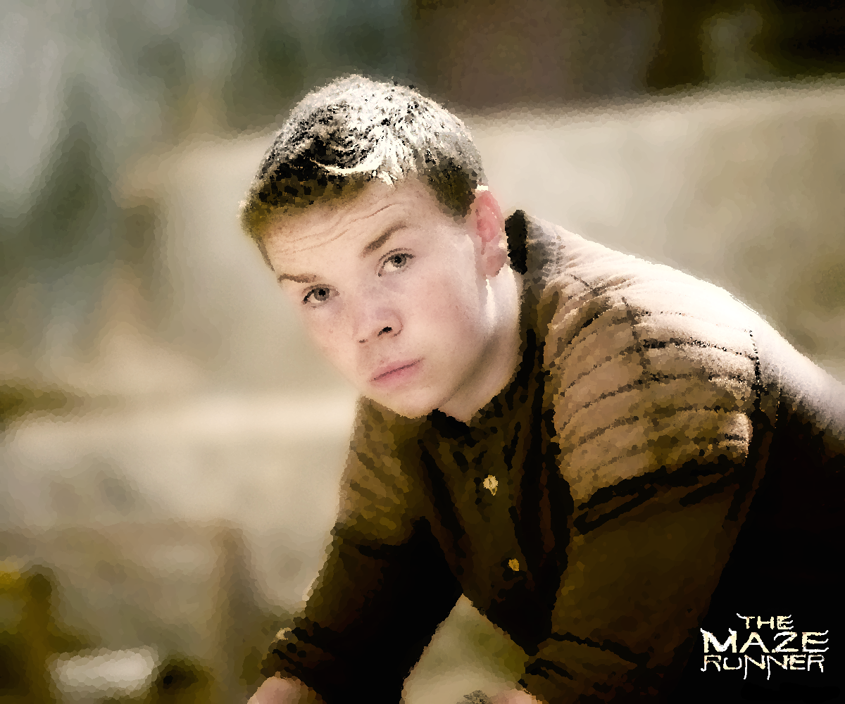 The Maze Runner   Gally by Qhina chan 1200x1000