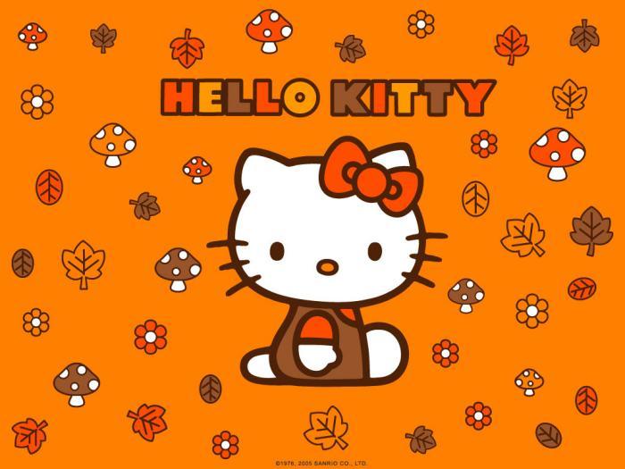77+ Hello Kitty Thanksgiving Wallpaper on WallpaperSafari