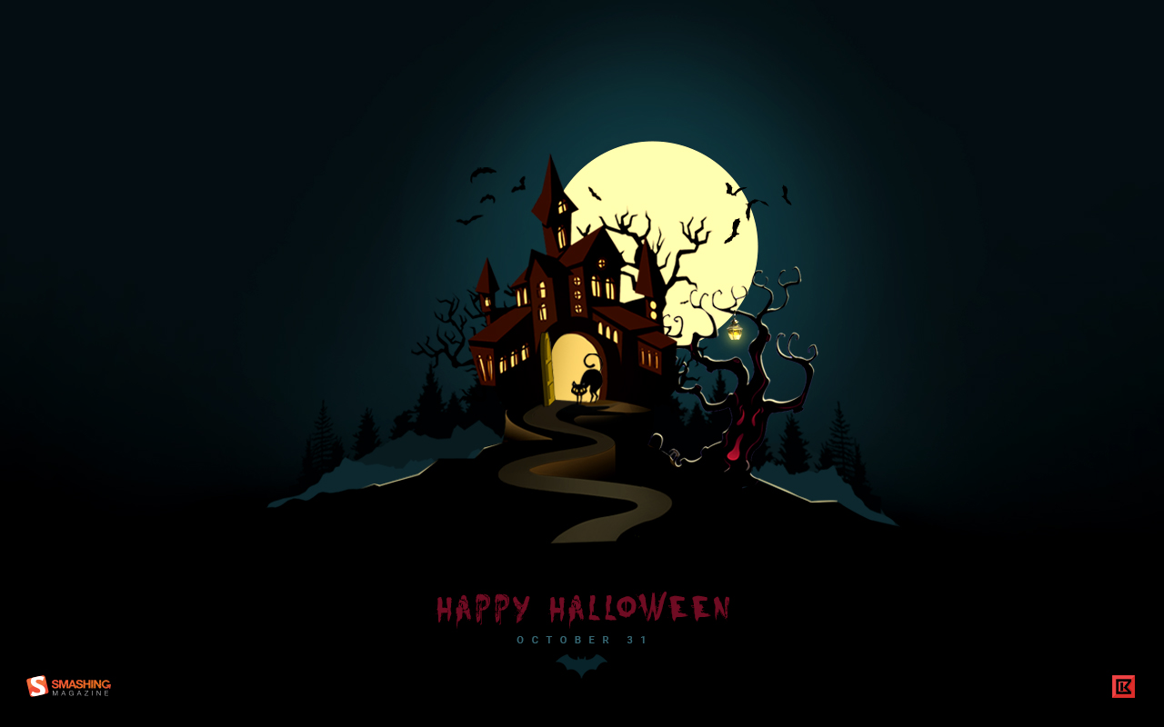 Halloween Desktop Wallpaper Opera Wallpapers 1280x800