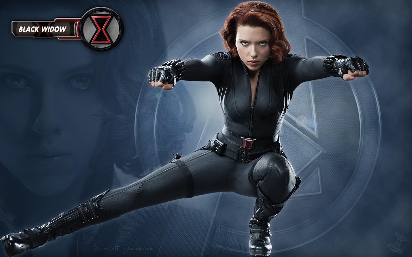High Quality Hds Pics Of Scarlett Johansson As Redhead: Black Widow Wallpapers Scarlett Johansson