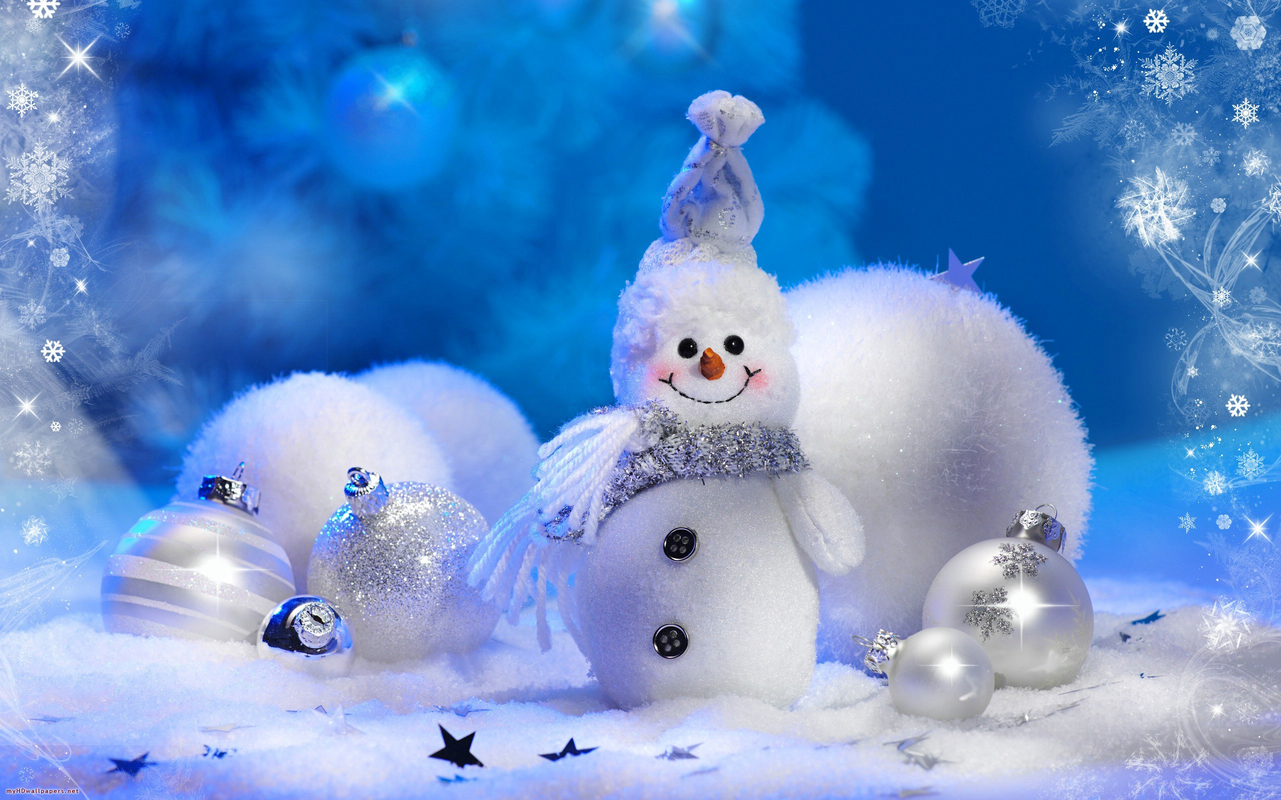 Christmas HD Wallpaper Background Image 2560x1600 ID117876 2560x1600