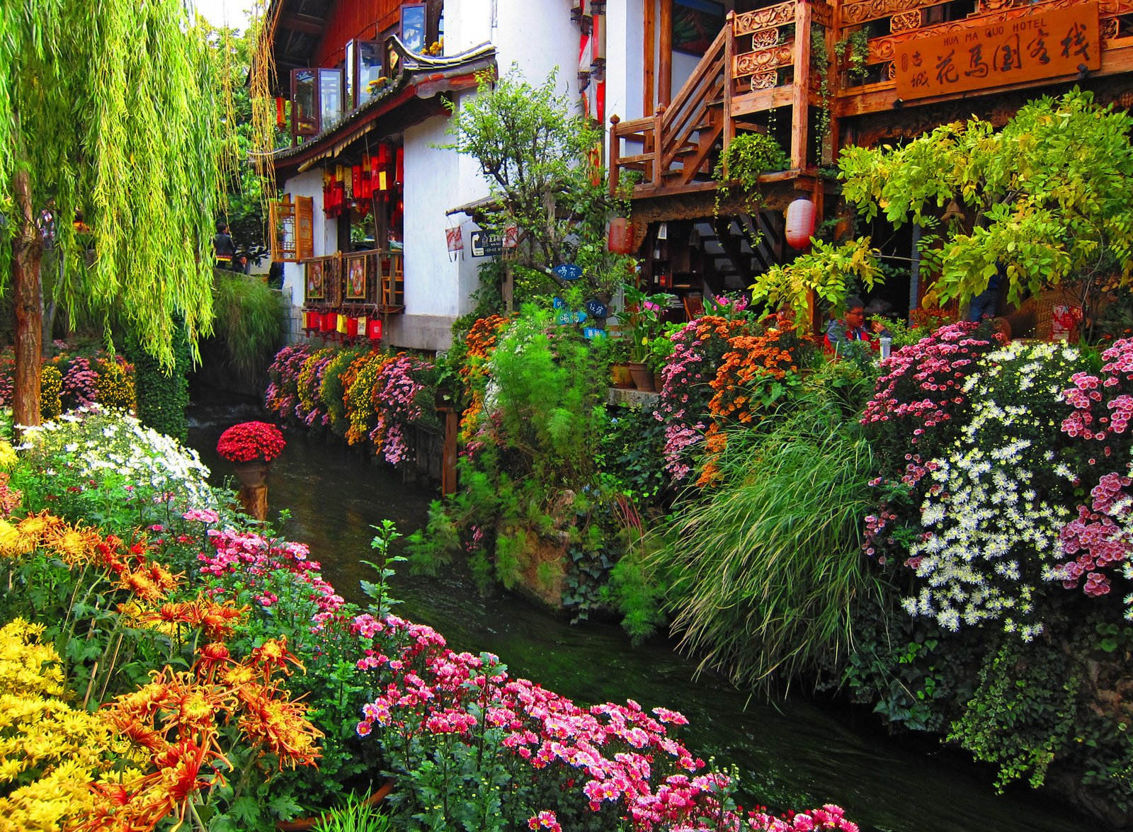 Chinese Garden Wallpapers Full Desktop Backgrounds 1600x1175