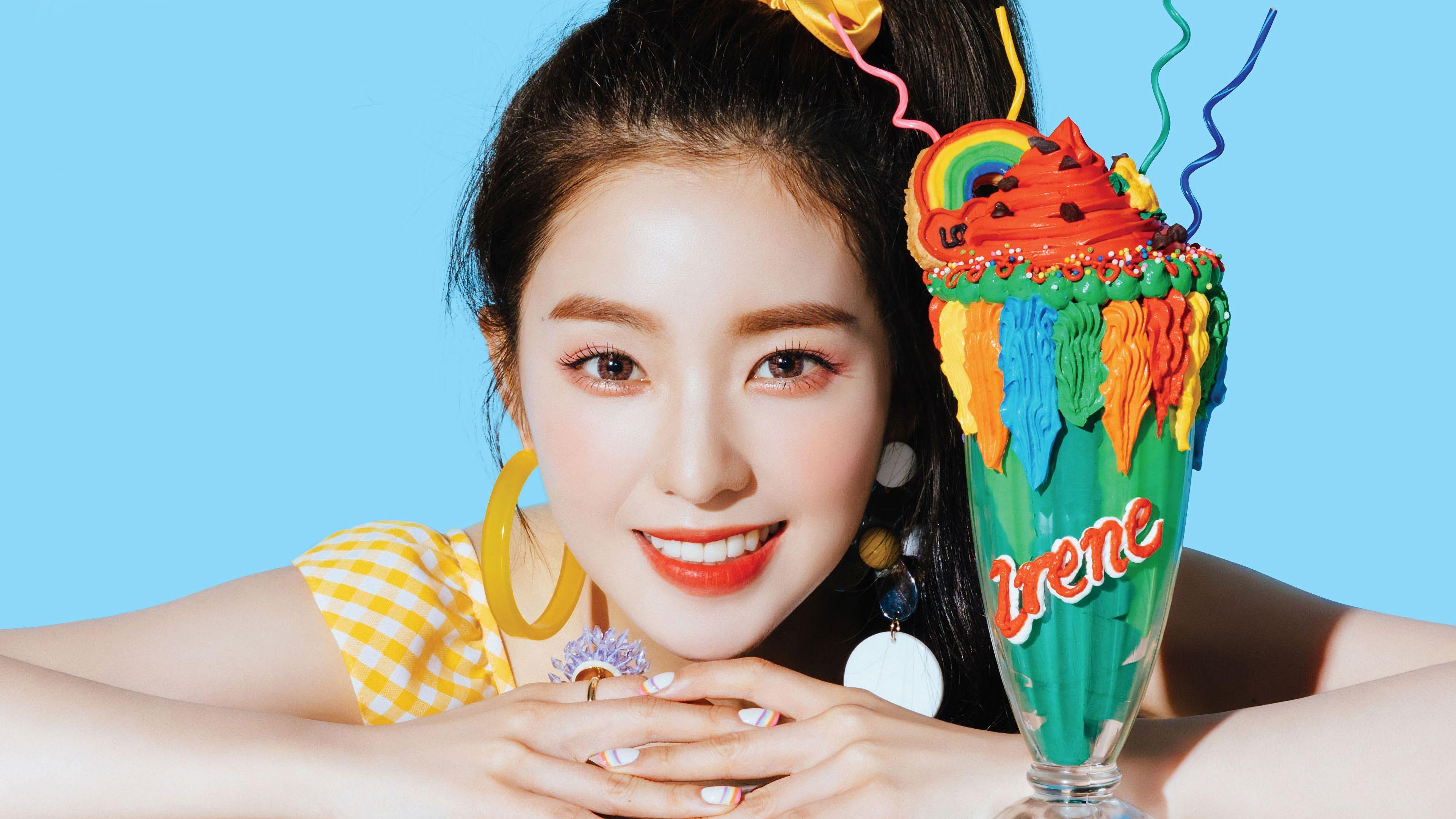 Irene Bae Joo hyun Red Velvet K Pop Girl Group Power Up 3840x2160
