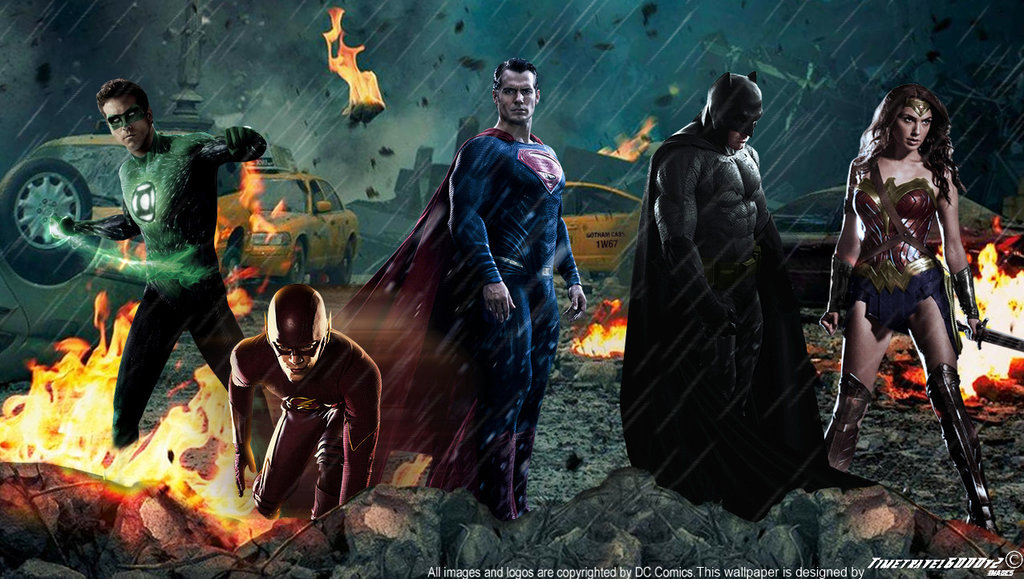 Free Download Justice League Movie Wallpaper Widescreen By