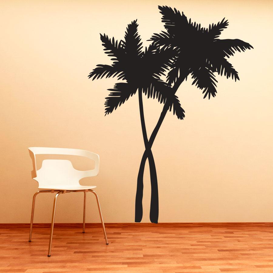 palm tree wall decals 2015   Grasscloth Wallpaper 900x900