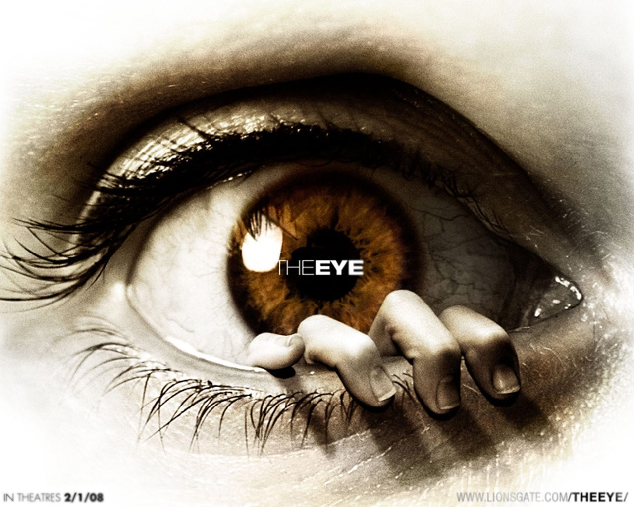 The Eye wallpapers   Horror Movies Wallpaper 6396111 1280x1024