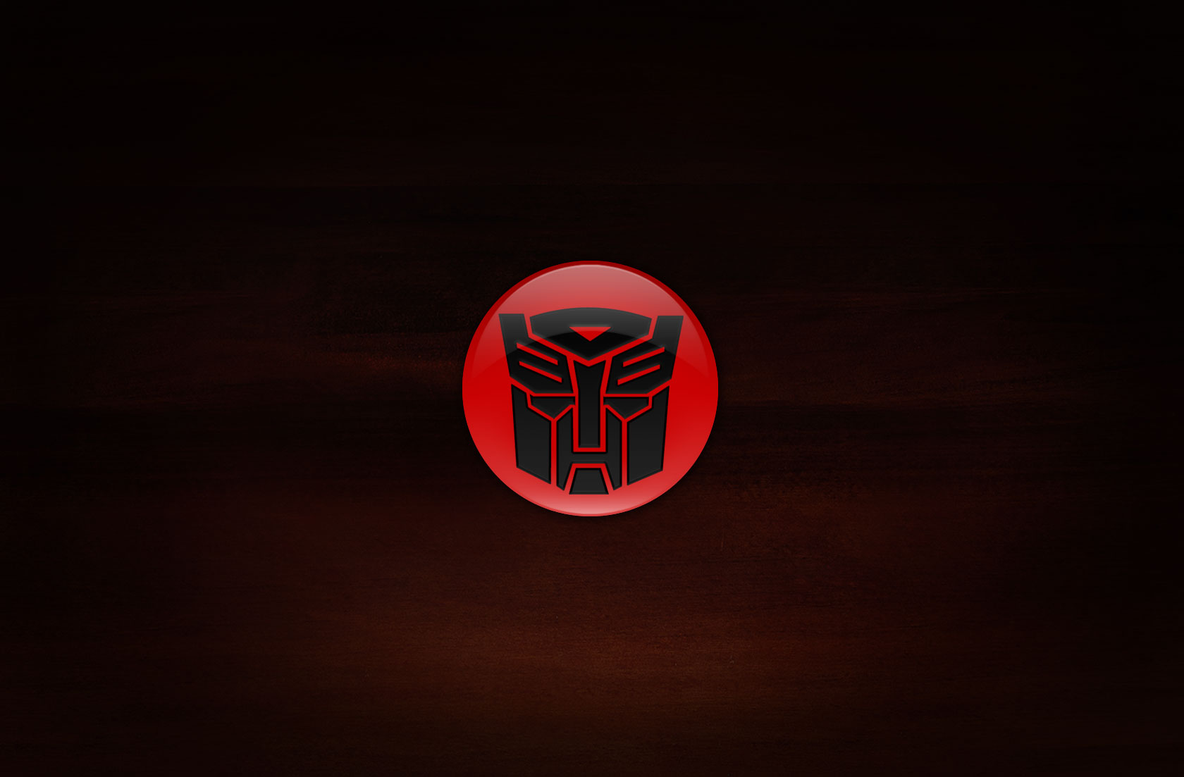 Transformer Autobot Logo Wallpaper 1680x1103
