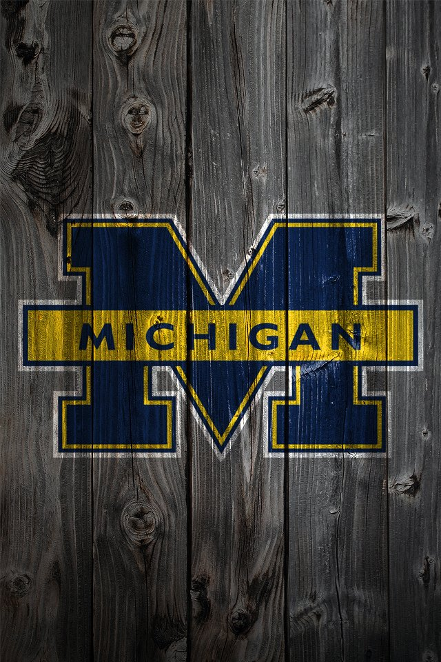 michigan football iphone wallpaper wallpapersafari