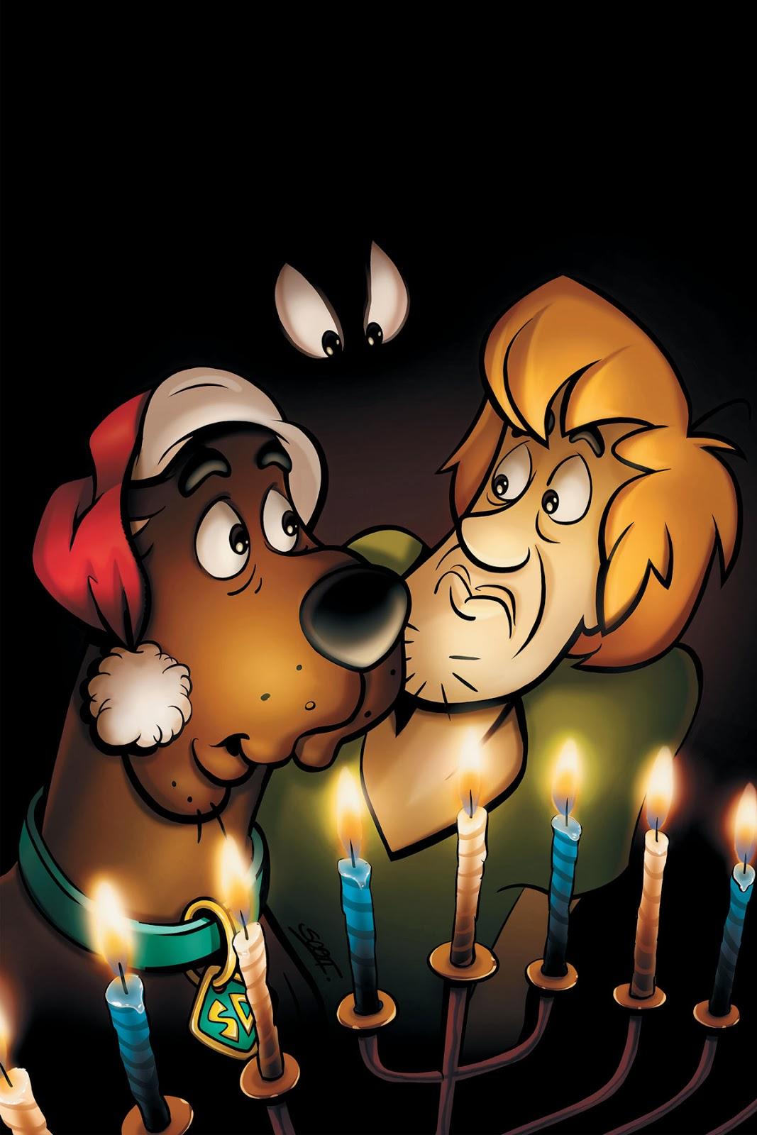 Scooby Doo Wallpaper HD - WallpaperSafari