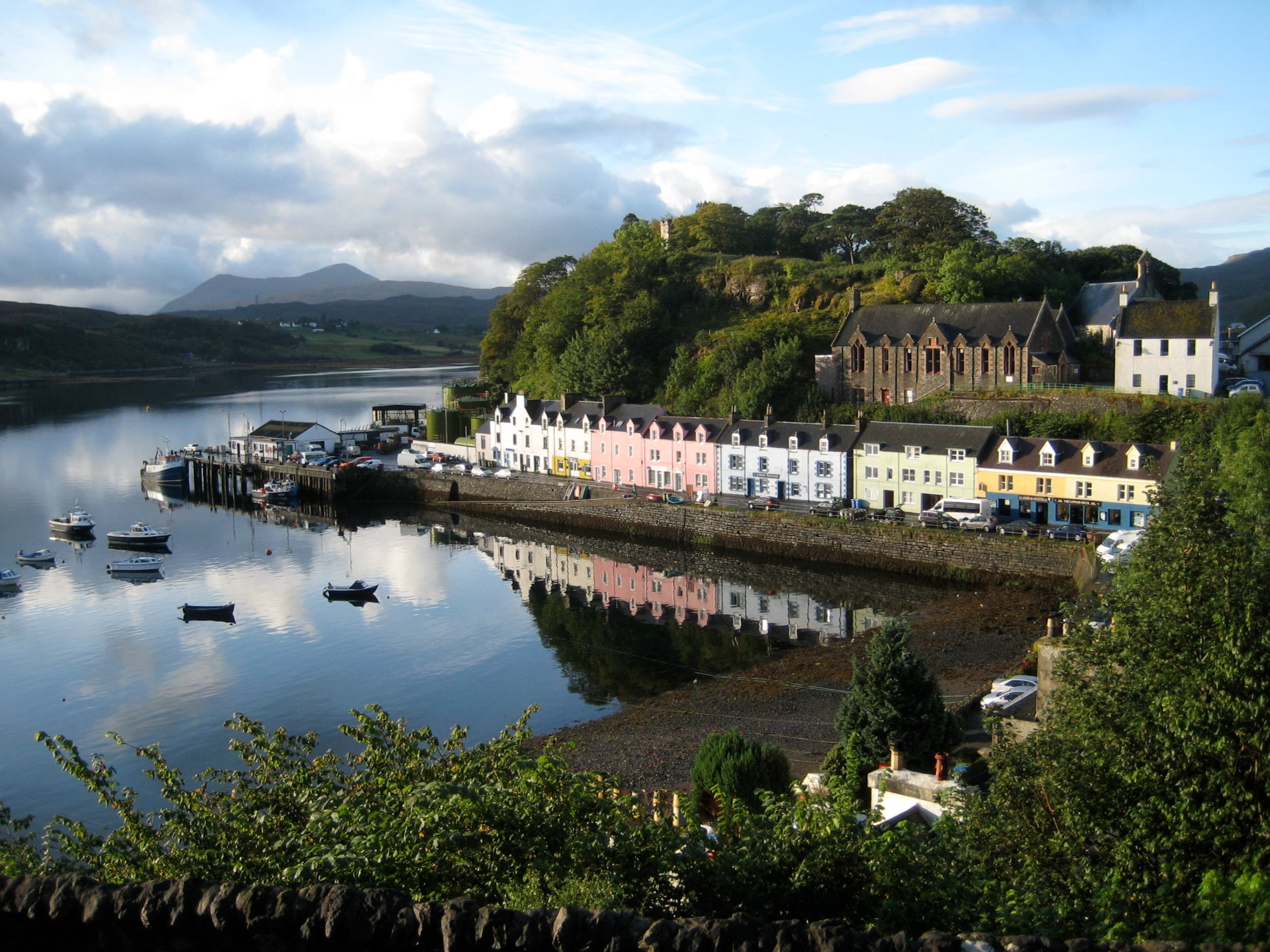 Portree Isle of Skye The Harry Potter Lexicon 2481x1861