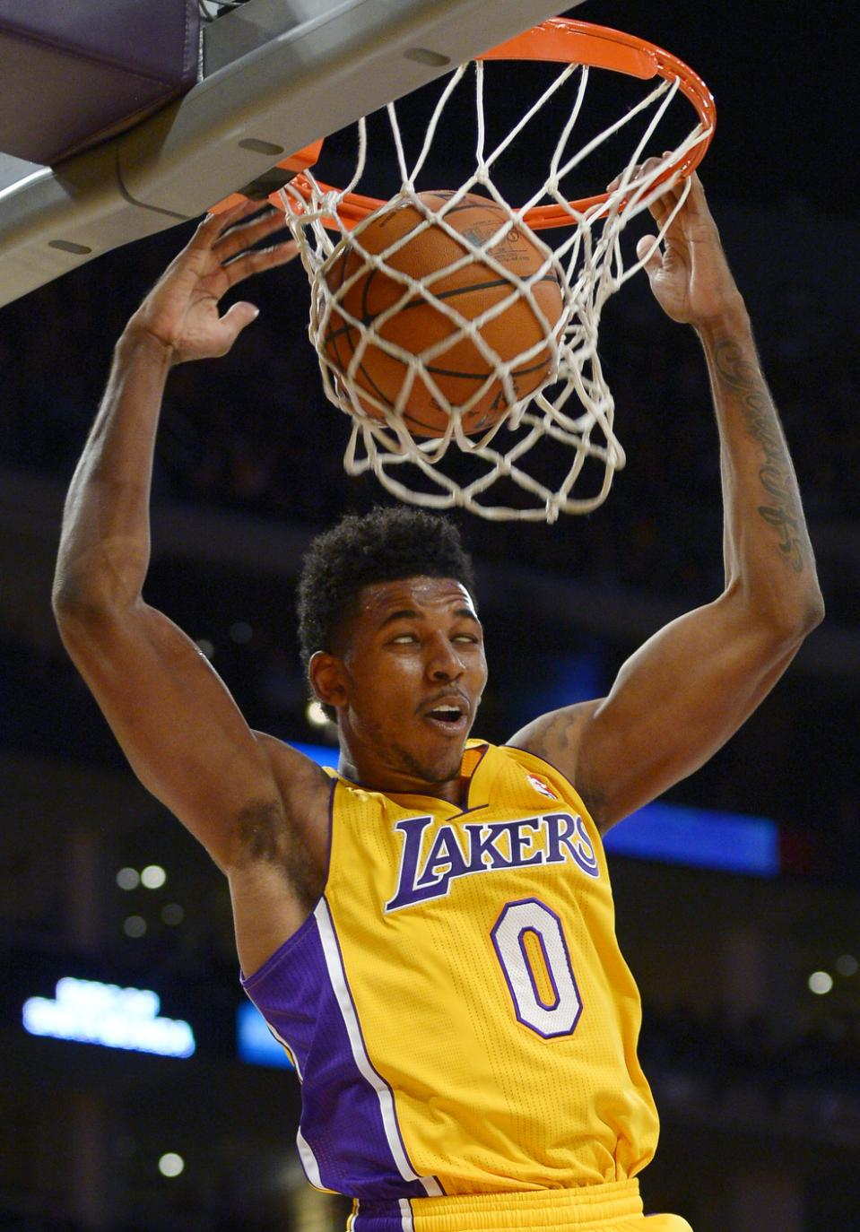 Nick Young Wallpaper Lakers 959x1374