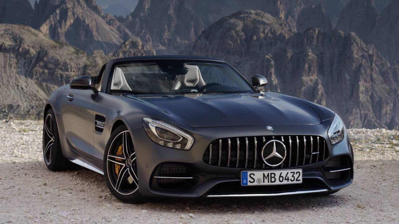 Mercedes AMG GTGT C Roadster wallpapers 2017 Car Wallpaper 1280x720