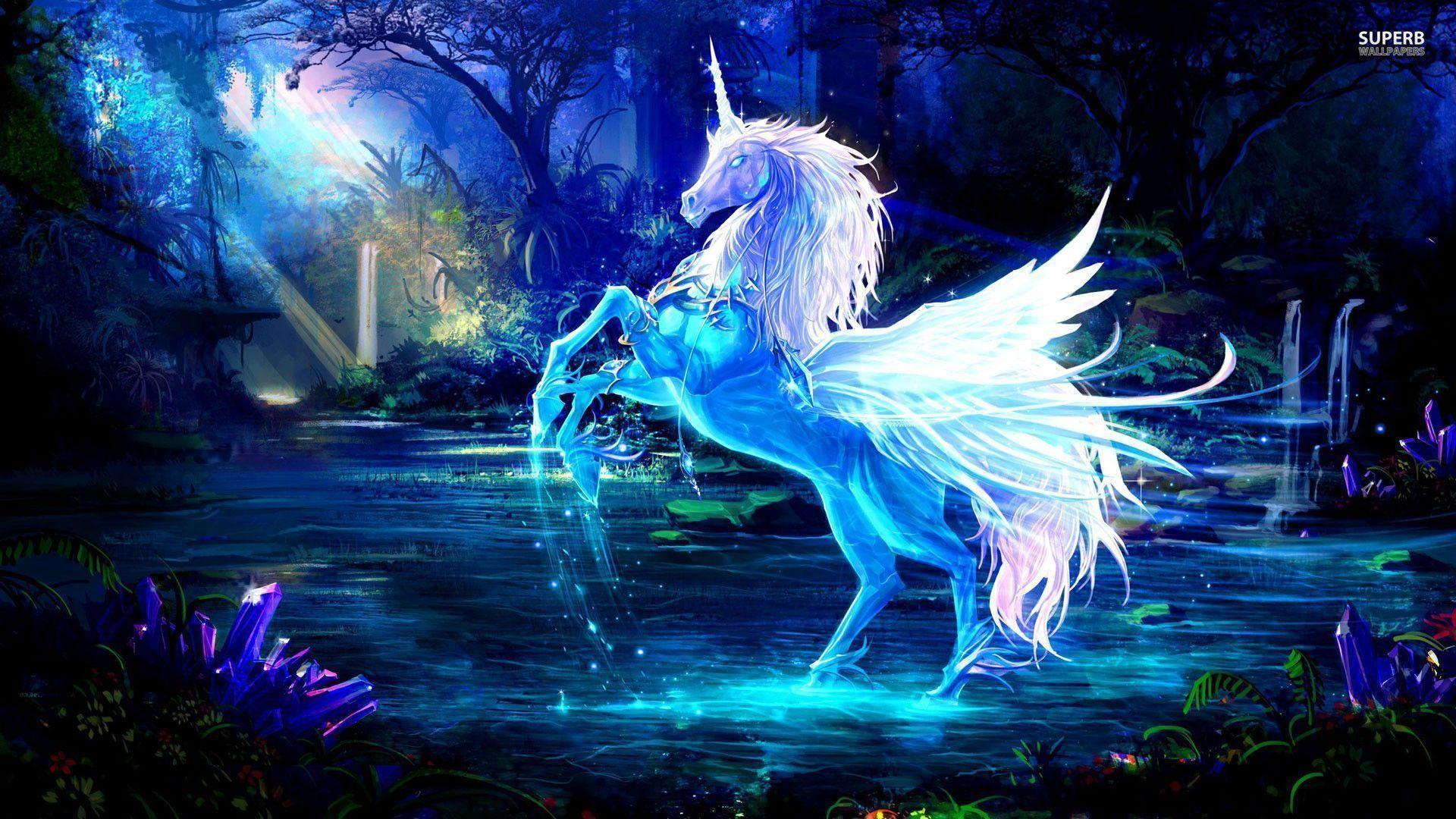 Unicorn Backgrounds 66 images 1920x1080