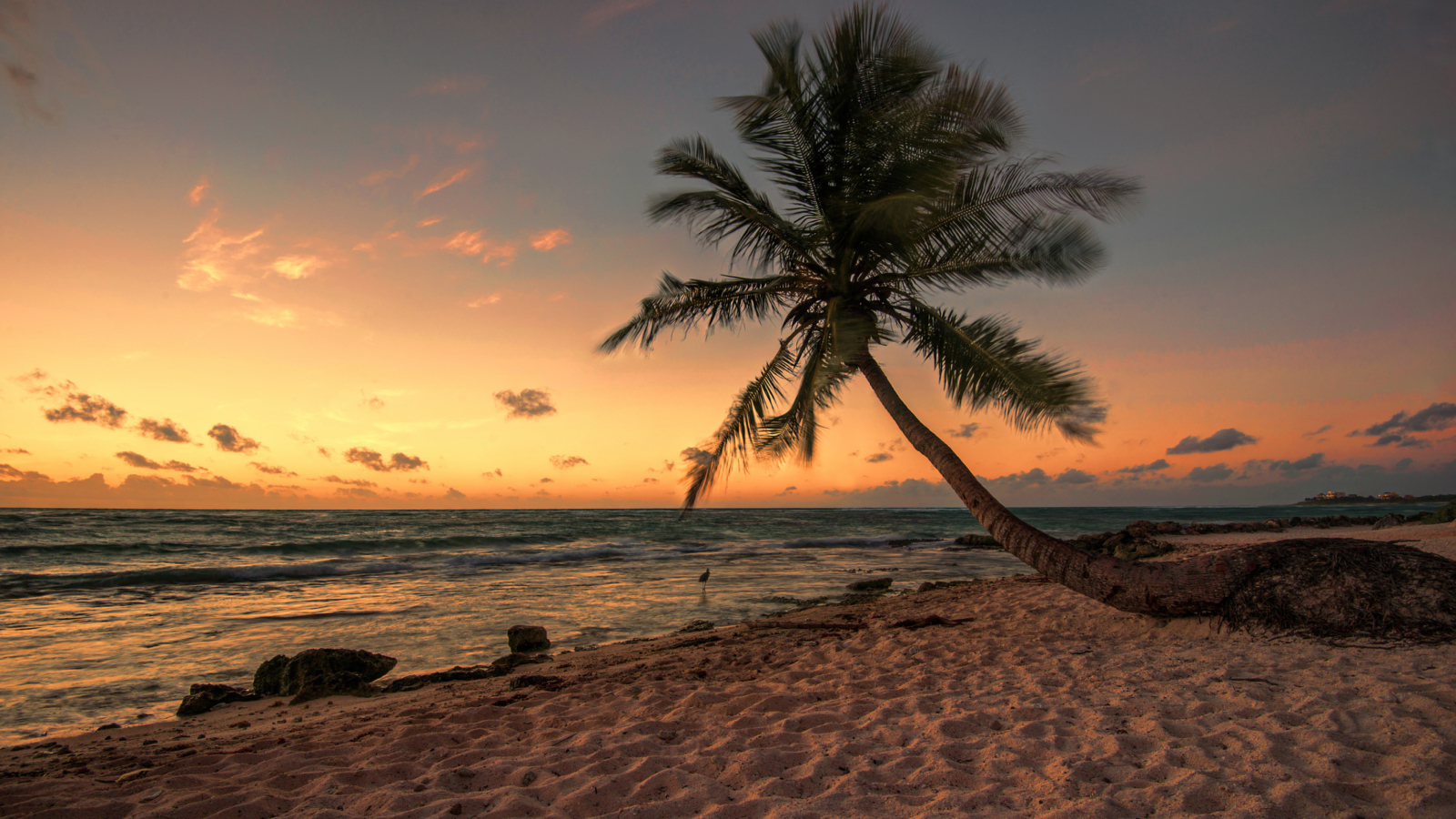 Пляж hd 1080