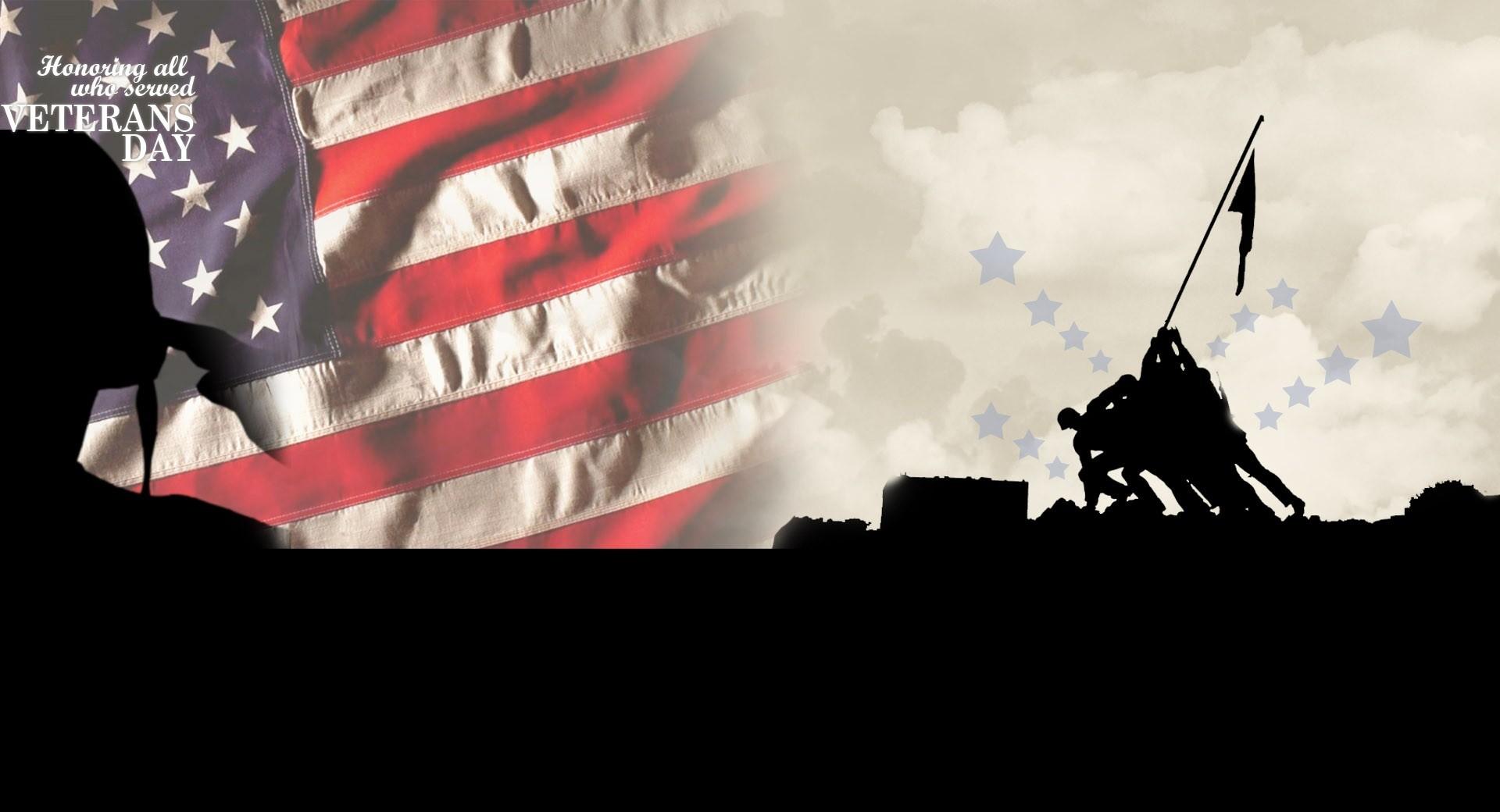 Veterans Memorial Day Background High Definition Wallpaper 1920x1040