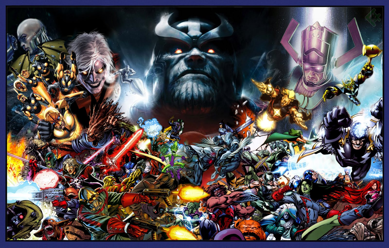 Pin Marvel universe wallpapers 1600x1022