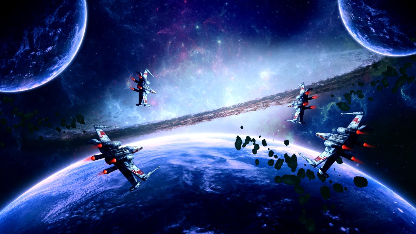 Star Wars X Wing Wallpaper