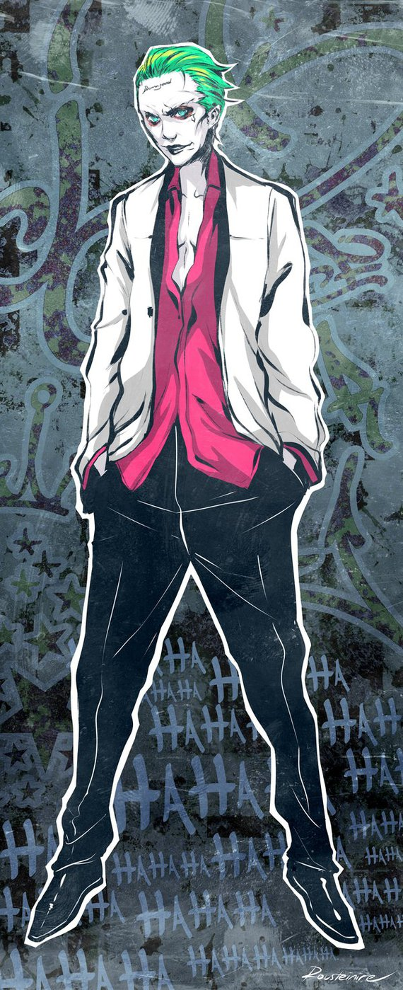 Suicide Squad Joker Wallpaper - WallpaperSafari