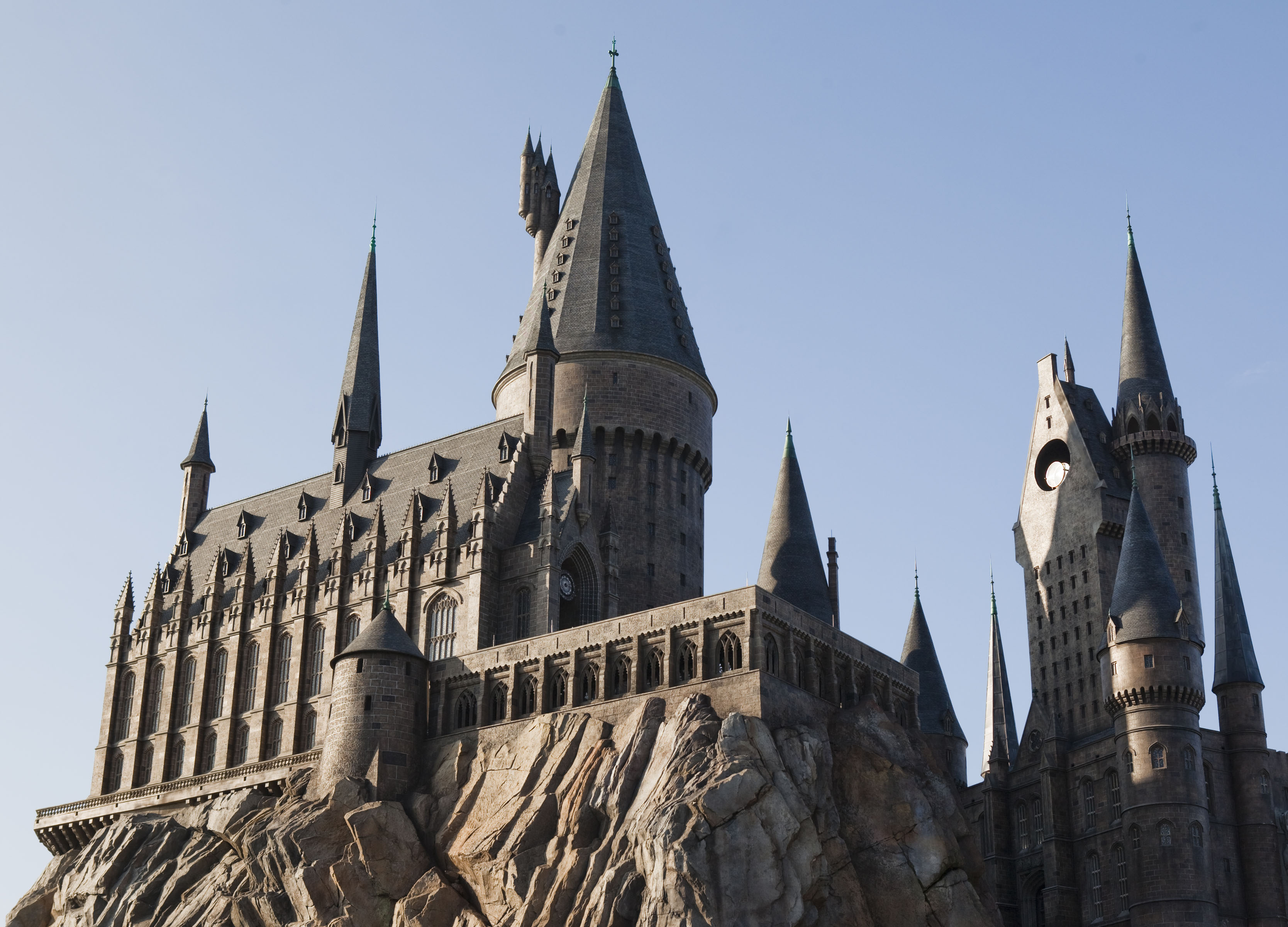 Hogwarts Castle From Harry Potter wallpaper   Click picture for high 3336x2400