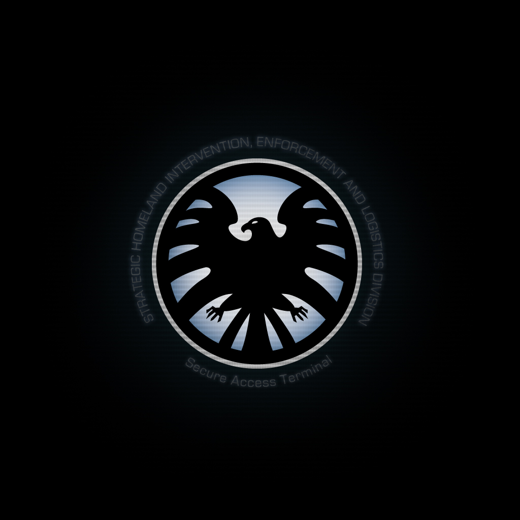 Marvel Shield Logo Wallpaper - WallpaperSafari