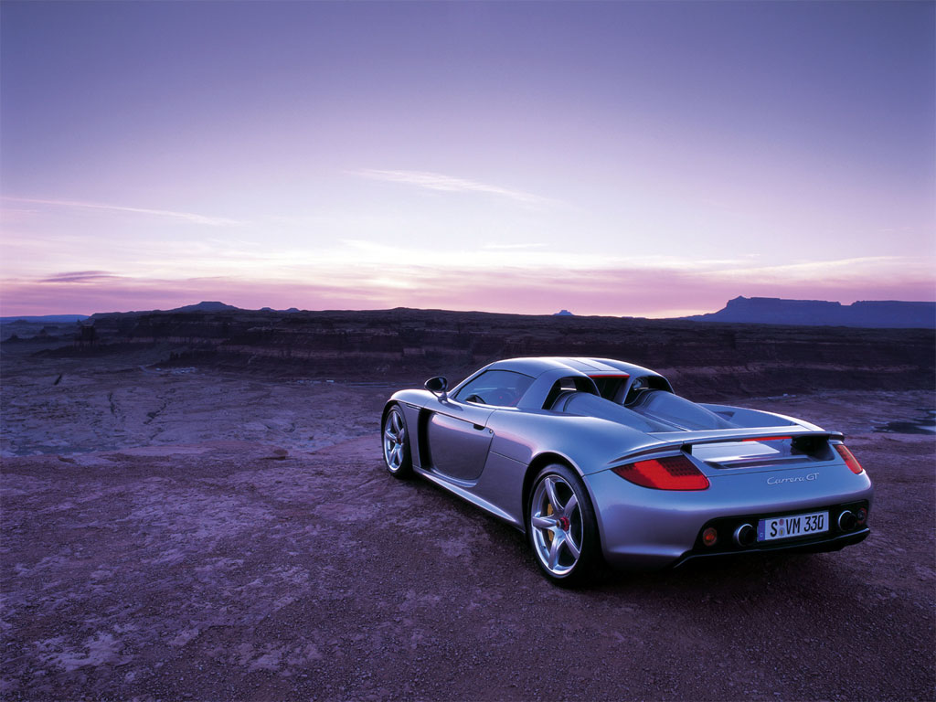 Exotic Supercar Wallpapers 1024x768