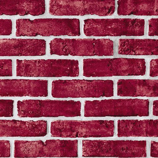 Self Adhesive Wallpaper Wallpaper Brick Violet Red Brick Self 550x550