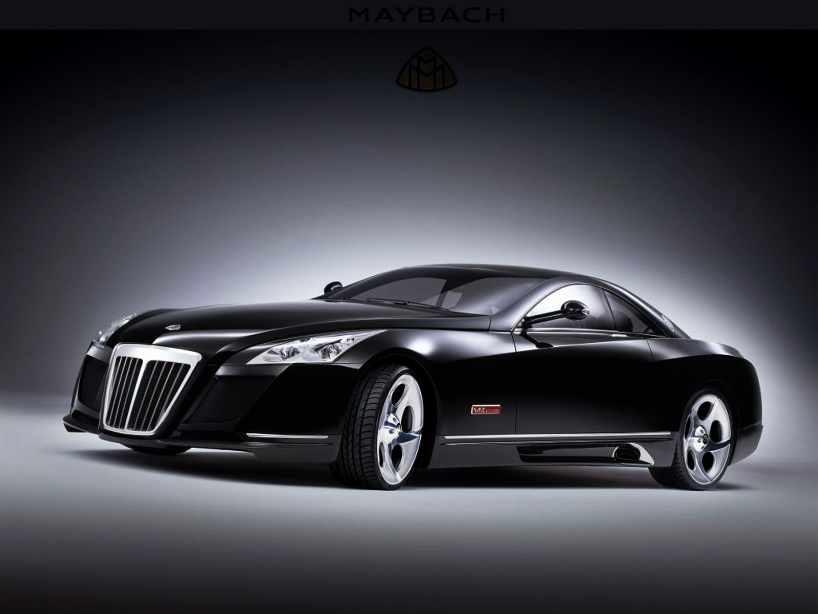 Most Expensive Car Maybach Exelero HD Wallpapers HD Car Wallpapers 1600x1200