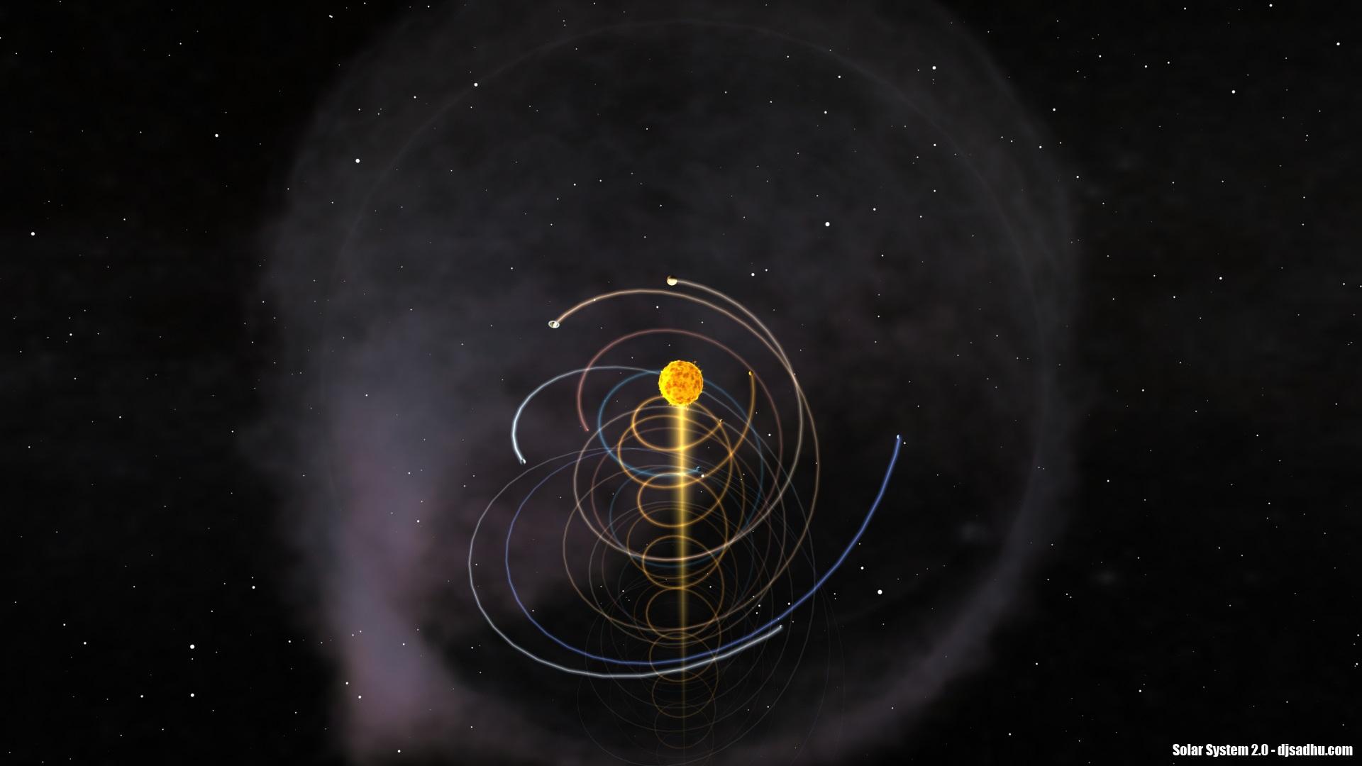 76+ Solar System Wallpaper on WallpaperSafari