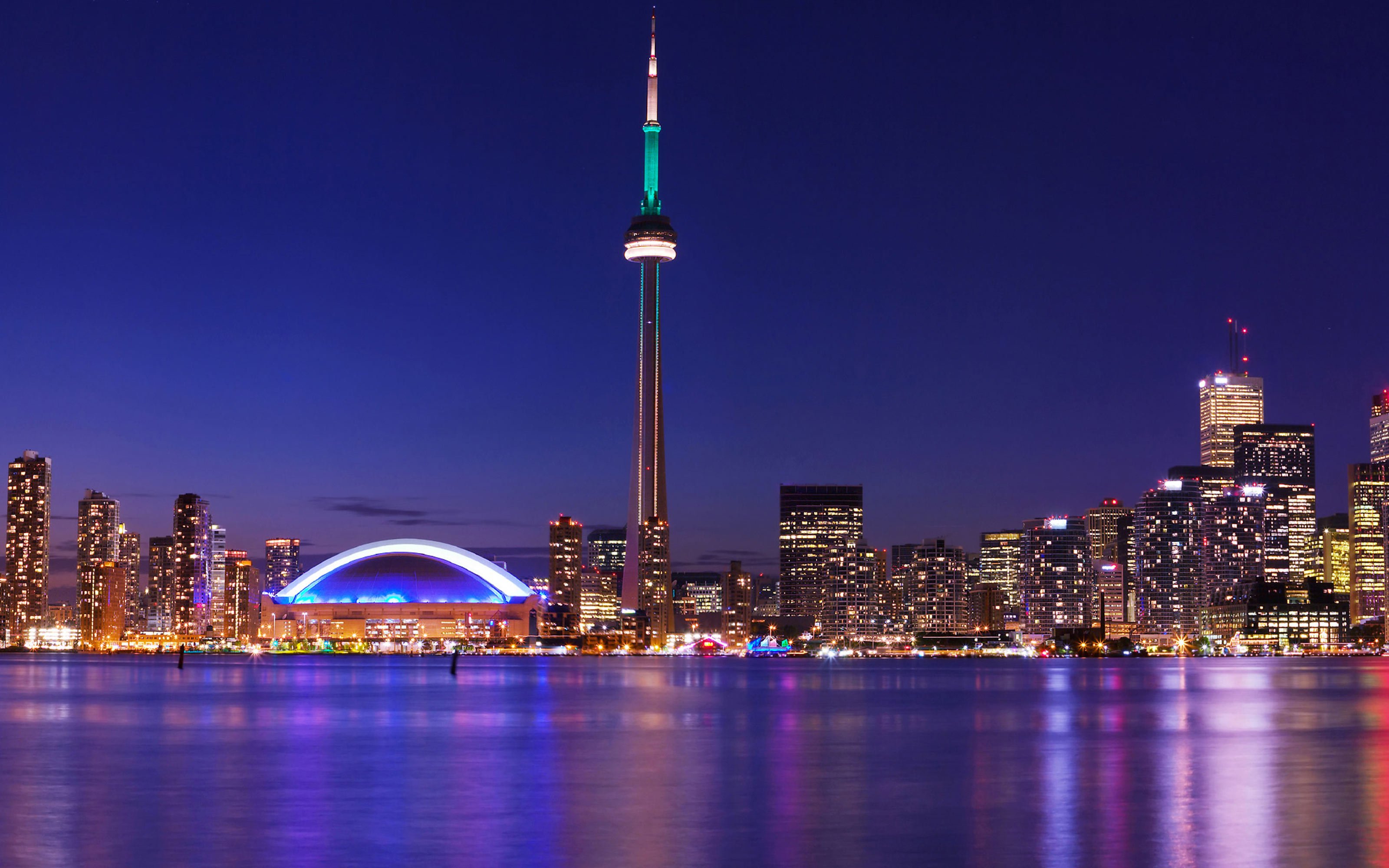 Stunningly Beautiful Pictures of the Toronto Skyline The Lash Blog 3200x2000