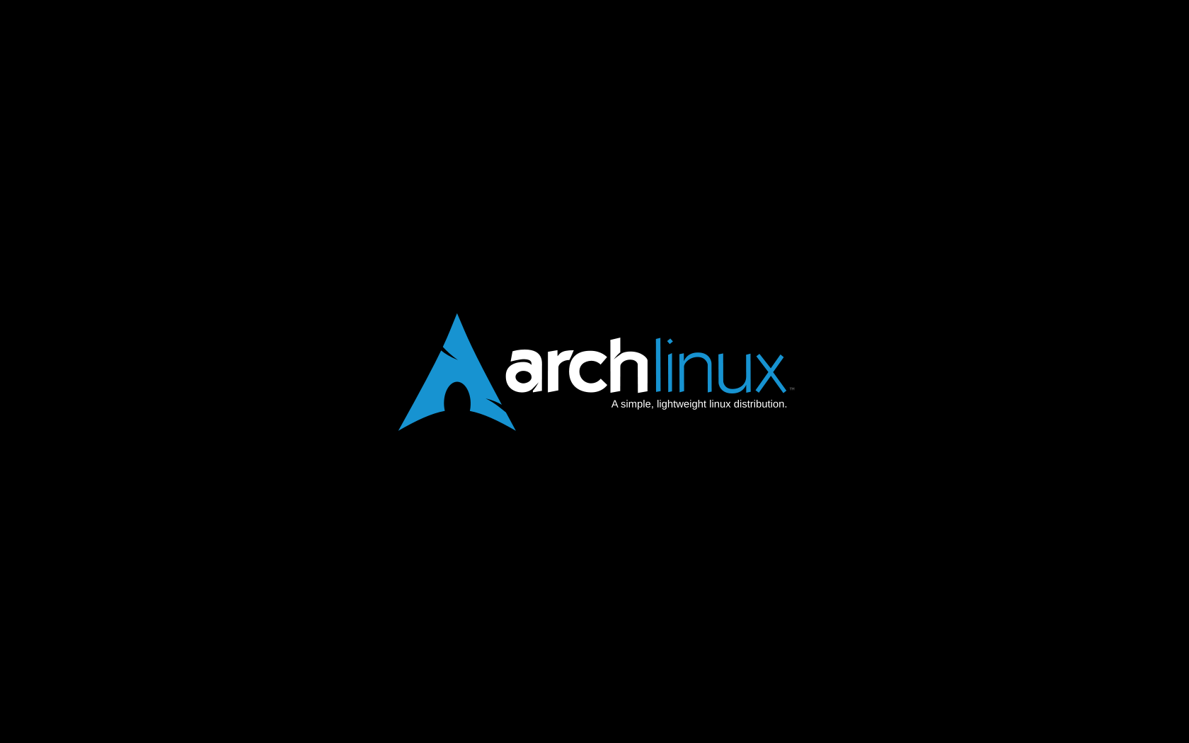 Arch Linux Wallpapers 1680x1050